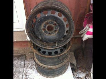 продаю не дорого железные диски на 15 на немецкий автопром 2диска по в Бишкек