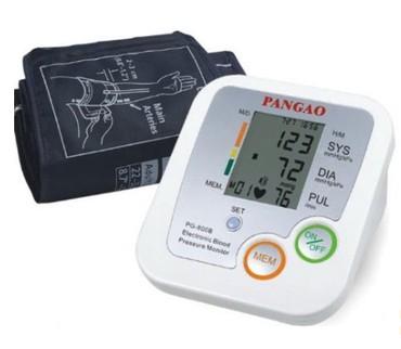 Тонометры - Кыргызстан: Pangao электронный измеритель артериального давления OEM (PG-800B)