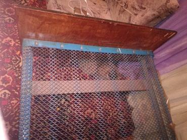 Продаю Железную кровать город Кант в Кант