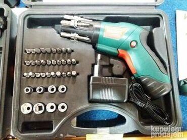 Instrumenti | Paracin: Aku zavrtac W-AS 4.8-1Napon baterije: 4.8 V- Br. obrtaja bez