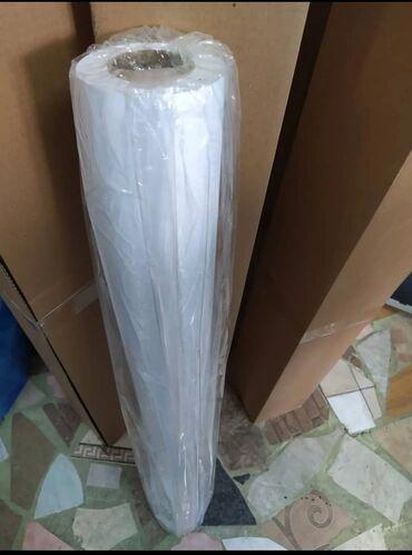 Канцтовары - Кыргызстан: Срочно Продаю бумагу для плоттера 914мм*50м,80гр. Отдам по заниженной