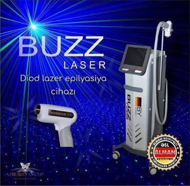 Tibbi məhsullar - Azərbaycan: Lazer epilyasiya aparatı \ Аппарат для лазерной эпиляцииDiod lazer