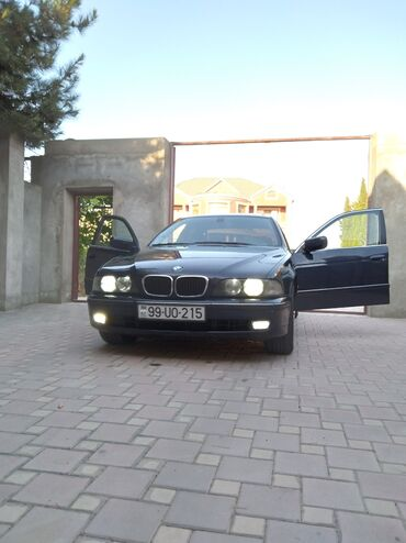 bmw 3 серия 340i xdrive - Azərbaycan: BMW 525 2.5 l. 2000 | 320000 km