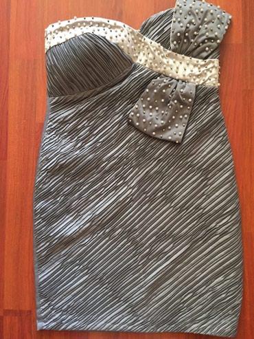 Турецкие платья:серое 48 размер(для дам в Бишкек