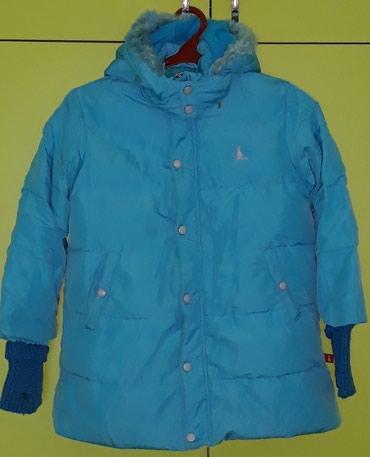 Куртка тёплая. Состояние хорошее. Размер: 10/12 лет. в Бишкек