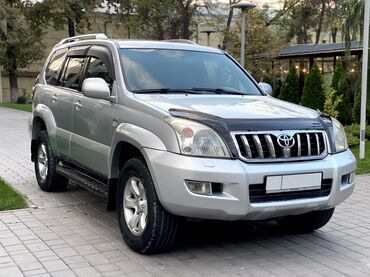 купить тойота хайлендер в бишкеке in Кыргызстан   АВТОЗАПЧАСТИ: Toyota Land Cruiser Prado 3 л. 2005   324000 км
