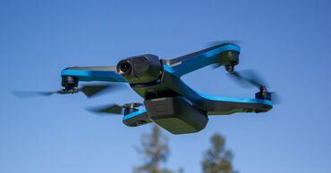 Квадрокоптеры - Кыргызстан: Skydio 2 квадрокоптер, дронСамый безопасный и автономный дрон в
