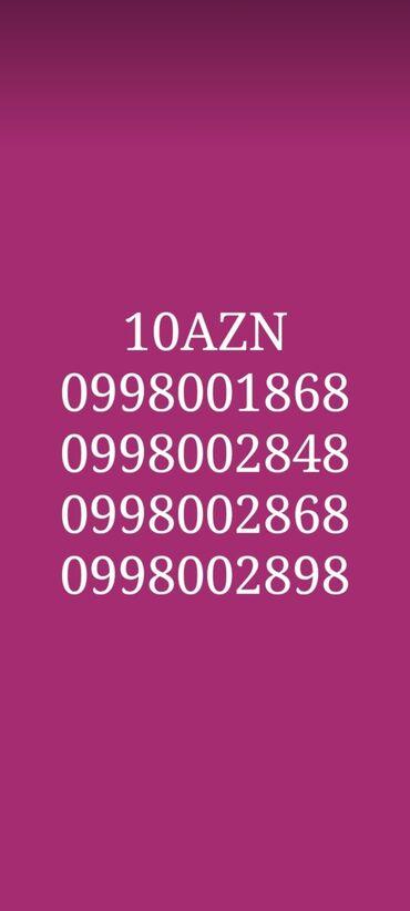 qz nömreleri - Azərbaycan: Burda satilan 10-12-15 AZN nomreleri bizden ucuz qiymete elde ede