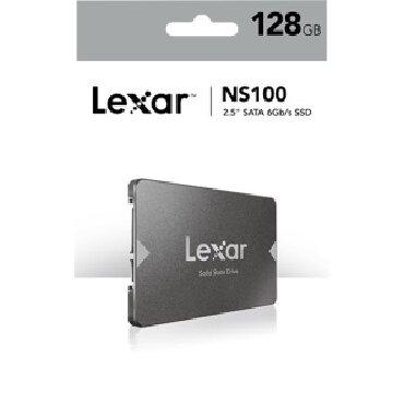 "ssd диски sandisk в Кыргызстан: Ssd диск !!! Lexar 128GB, 2,5"""" SATA3, 6Gb/s [LNS100-128RB]"