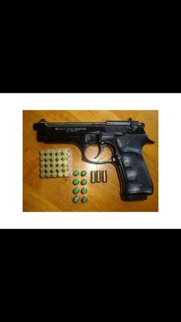 Pistolj - Srbija: Startni pistolji 4000rsd.Dupli sarzer se dobija uz svaki modelCetkica