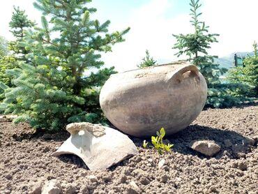 Спорт и хобби - Тюп: Продаю древний чугун из глины до нашей эры, хорошо подходит для музеев