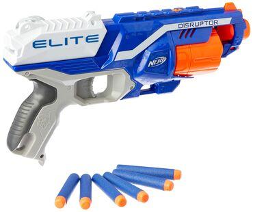 Бластер Nerf N-Strike Elite Disruptor в наличии (Нерф или ничего) –