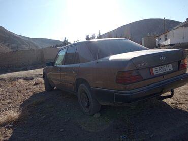 mercedes t1 в Кыргызстан: Mercedes-Benz W124 2.3 л. 1987