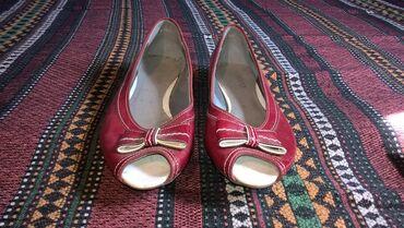 Zenske sandale broj 39-duzina gazista je 25 cm.- bez ostecenja
