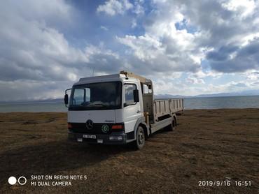 Эвакуатор кран манипулятор - Кыргызстан: Кран услуги