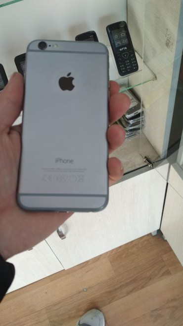 6 iPhone 16 g soska vse rabochi в Талас