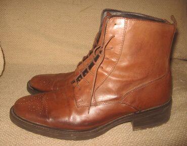 Bez cipele - Srbija: Italijanske kožne zumbane cipeleBroj: 41Dužina gazišta: 26 cmCipele su