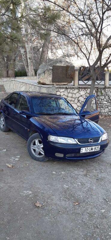 Nəqliyyat - Qazax: Opel Vectra 2 l. 1997