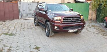 автомобильные шины бу в Кыргызстан: Toyota Sequoia 5.7 л. 2008 | 200 км