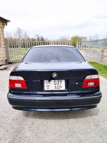 автомобильные шины бу в Кыргызстан: BMW 5 series 2.8 л. 1998 | 221000 км