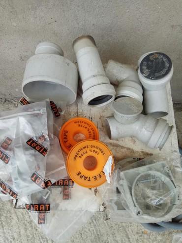 Другая сантехника в Кыргызстан: Все для сантехники