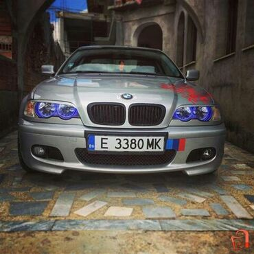 BMW 330 3 l. 2001 | 225000 km