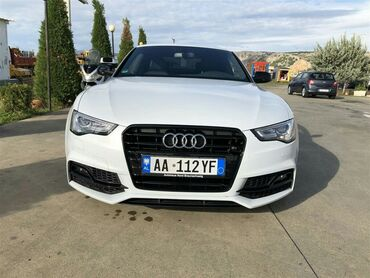 Used Cars - Greece: Audi A5 2 l. 2016 | 65000 km