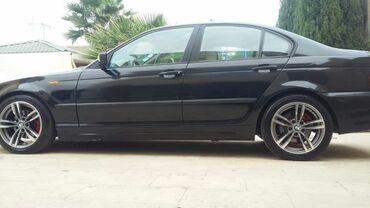 2002 bmw - Azərbaycan: BMW 3 series 2.5 l. 2002   285000 km