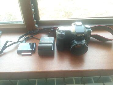 "obyektiv - Azərbaycan: Kamera ""Canon 50D"" + adapteri + yaddaş kartı + perexodnik + obyektiv"