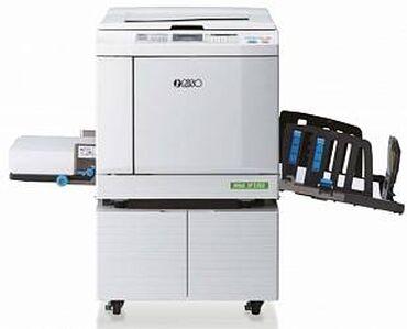 купить широкоформатный принтер в Кыргызстан: Ризограф Riso SF 5350 EII – это новая модель ризографа формата A3 втор