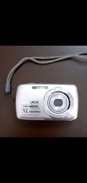 фотоаппарат panasonic lumix dmc fz50 в Азербайджан: Rusiyadan alınıb, Lumix 12mg 4gb yaddaş, tam işləkdir