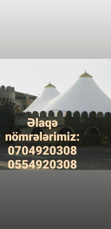 İdman və hobbi - Qax: Tent sistemleri hernöv tent işleri satışı mantajı bizde stsdiyonlar