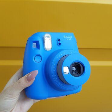 Mini one clubman - Кыргызстан: Продаю абсолютно новый фотоаппарат мгновенной печати Instax mini 9