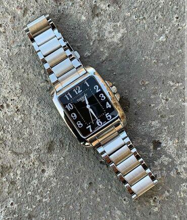 купить приус в бишкеке в Кыргызстан: Серые Мужские Наручные часы Tissot