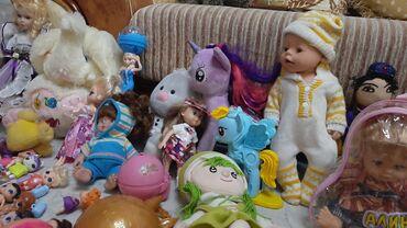 Продаю кучу детских игрушек. Для девочек и для мальчиков. Набор юнного