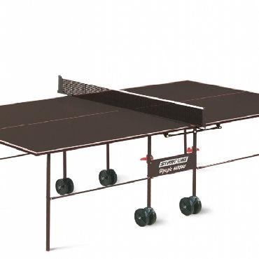 Теннисный стол start line olympic outdoor с сеткой 6023 новый !!!цвет