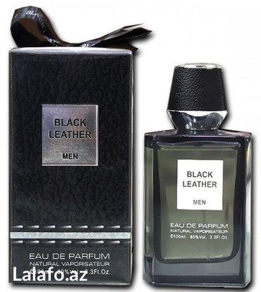 Xırdalan şəhərində Black Leather.Dubay istehsalıdır,100 ml.
