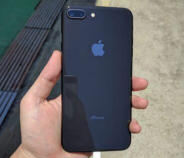 Мобильные телефоны и аксессуары - Азербайджан: IPhone 8 Plus | 64 ГБ | Черный (Jet Black) Б/У