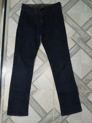 Мальчиковские джинсы на 9-10 лет 31 размер