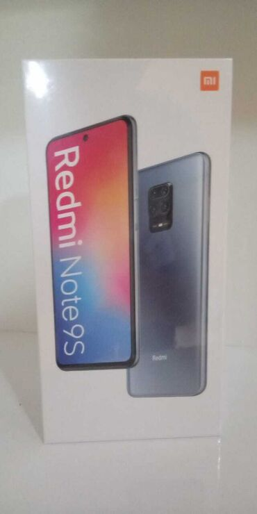 bmw 5 серия 525i 5mt - Azərbaycan: Yeni Xiaomi Redmi Note 9S 128 GB göy