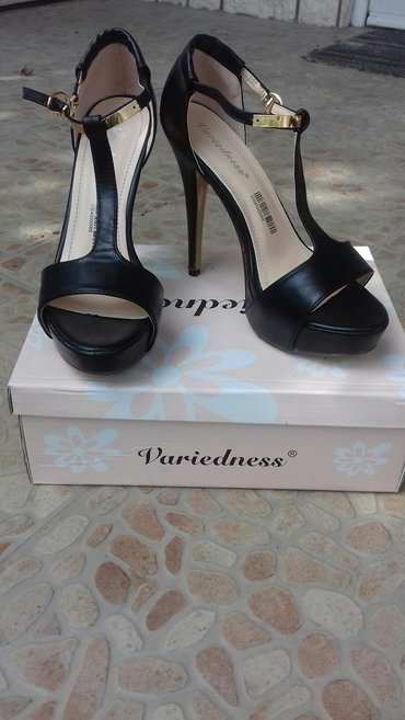 Sandale sa vidokom potpeticom, broj 38,nove - Cacak