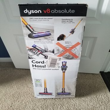 Dyson V6 V7 V8 V10 dc26  Cyclone Absolute vaccum cleaner in Tulsipur  - photo 2