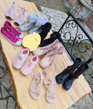 za djoshevo в Кыргызстан: Obuca za devojcice polovne brojevi od 31-35 i cena je po jednom paru