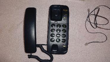 Стационарный телефон в рабочем состоянии