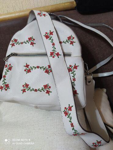 прозрачный шифер цена бишкек в Кыргызстан: Очень удобный маленький рюкзачок,кожаный, очень удобный и