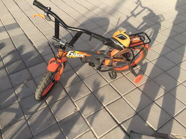 Спорт и хобби - Ала-Тоо: Детский велосипед БАРС, яркий,модный.самое то для вашего ребёнка zz
