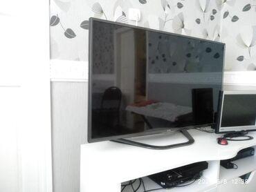 Televizorlar Xaçmazda: LG 109 ekran televizor