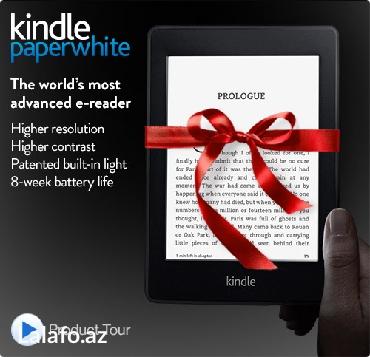 Bakı şəhərində Kindle Paperwhite (300ppi)