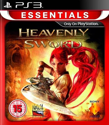Heavenly sword для ps3 в Bakı