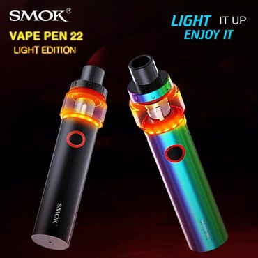 Vape Pen 22 Light Edition Жидкость в подарок!!! в Бишкек